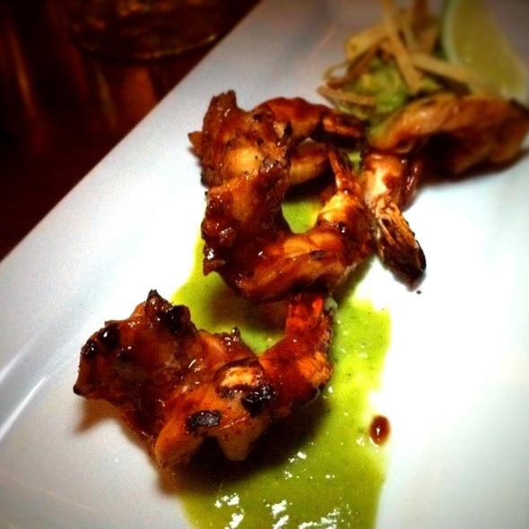 Grilled Chipotle-Glazed Shrimp - Seasons 52 - Plano, Plano, TX