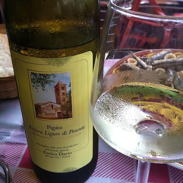 Vino Bianco @ Home