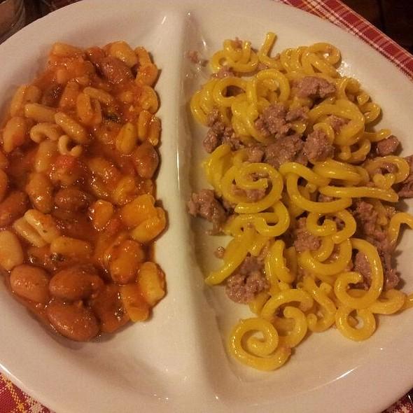 Bis Di Pasta @ Hosteria Il Castelletto di Bettola