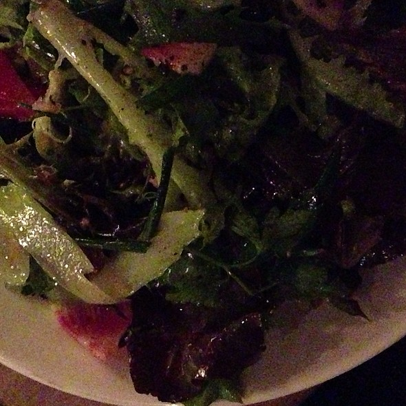 Simple Salad @ The Optimist