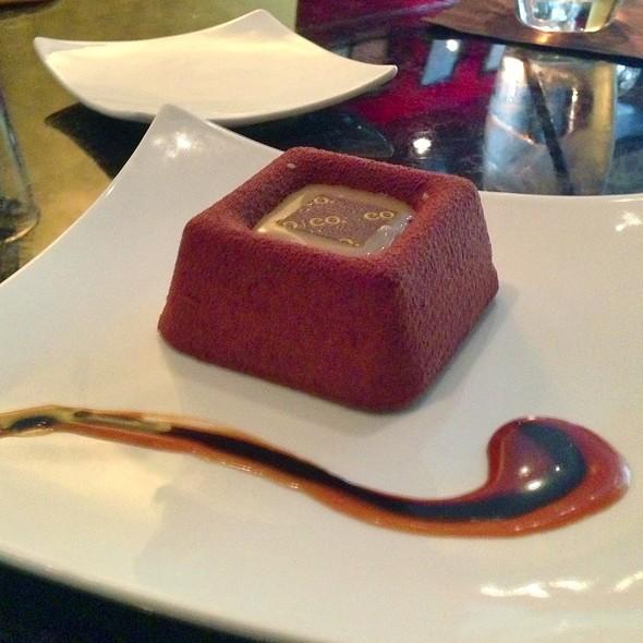 Chocolate Onyx @ coco sala chocolate lounge and boutique