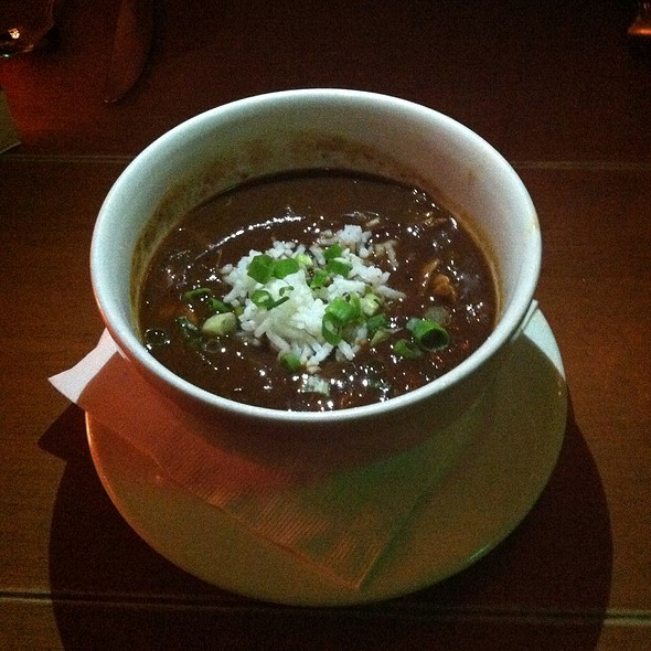 Smoked Chicken and Andouille Sausage Gumbo - Town Hall - San Francisco, San Francisco, CA