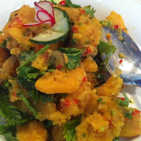 Sweet Potato @ Woodside Restaurant @ Parkyard Hotel Shanghai