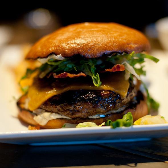 Marlowe Burger @ Marlowe