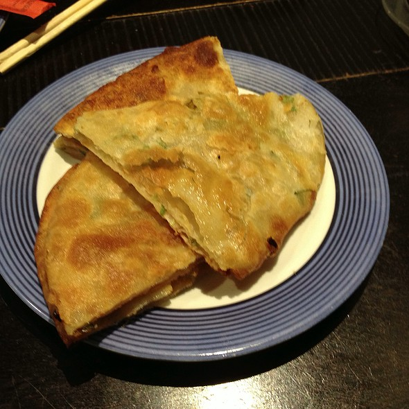 Scallion Pancakes @ China Bistro