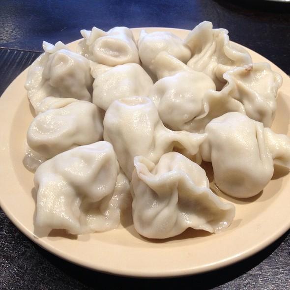 Pork And Napa Can @ China Bistro