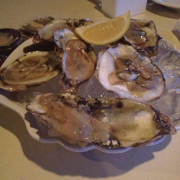 Oysters - Stoney's Kingfishers, Solomons, MD