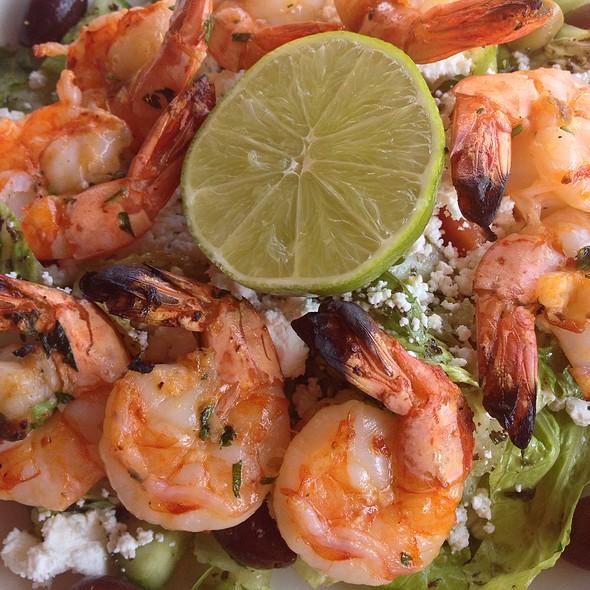 Open Sesame Salad With Shrimp @ Open Sesame