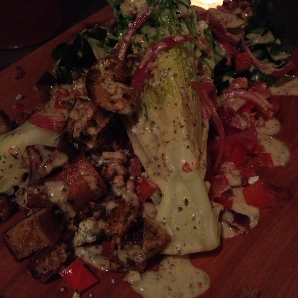 Wedge Salad @ Eat.Drink.Americano