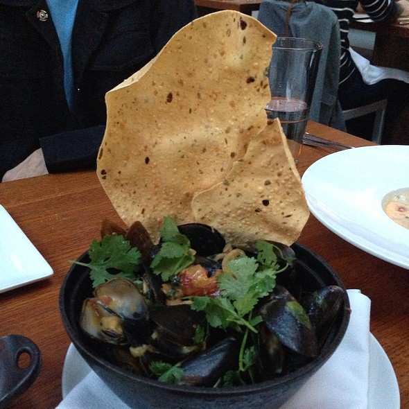 Prince Edward Island Mussels - Anchor and Hope, San Francisco, CA