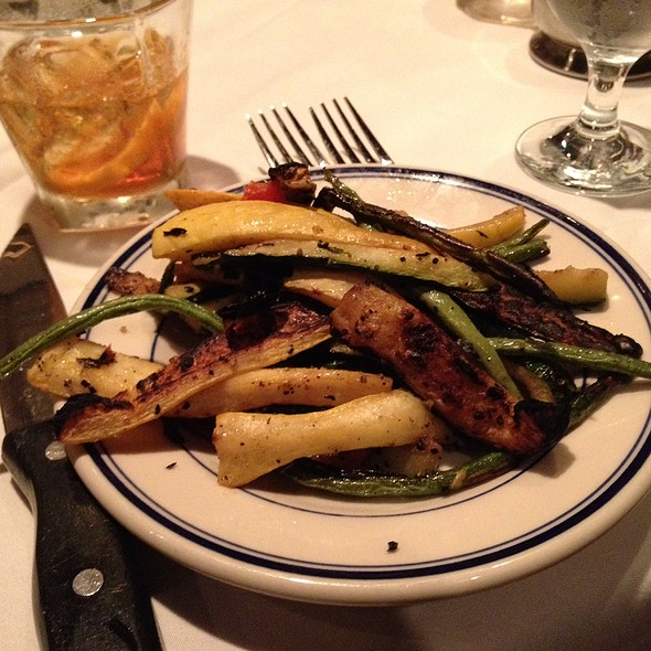 Grilled Vegetables - The Wharf, Alexandria, VA