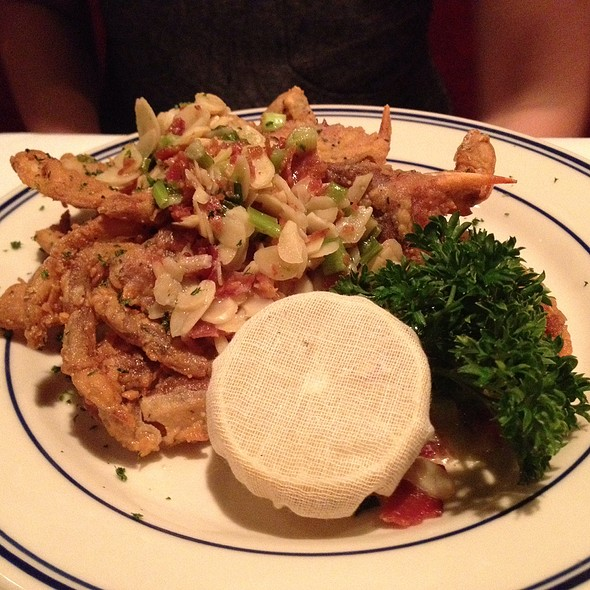 Soft Shell Crabs - The Wharf, Alexandria, VA