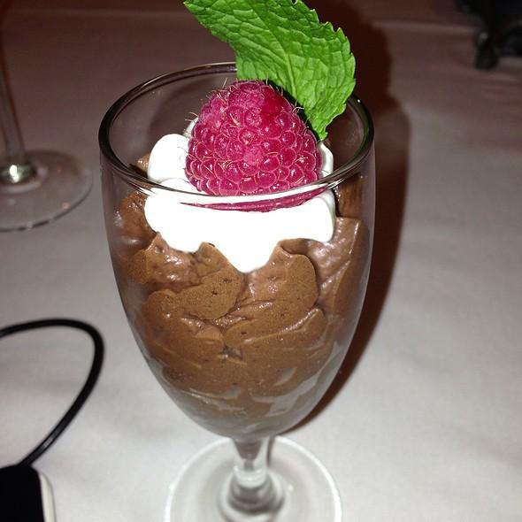 Chocolate Mousse @ Morton's The Steakhouse - Dallas
