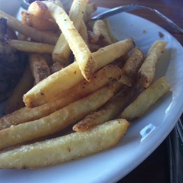 Fries - Mahony & Sons - Burrard Landing, Vancouver, BC