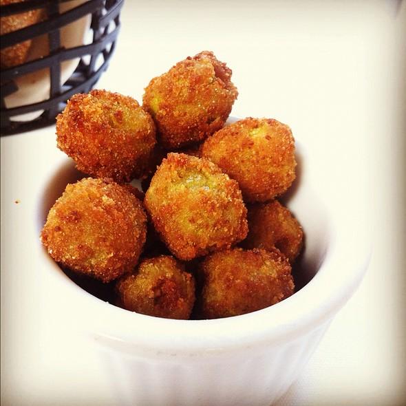 Fried Olives - Petaluma, New York, NY
