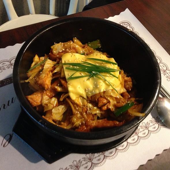 Chuan Chun Chicken Rice Pot @ 韓庭州