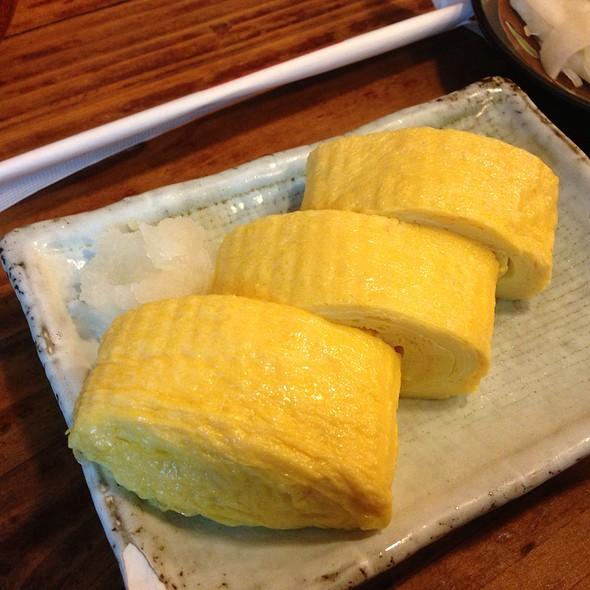 egg rolls @ 肥前屋