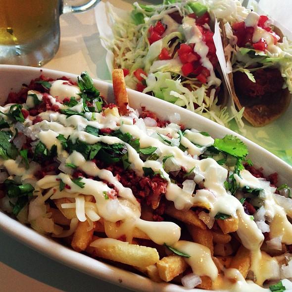 Tj oyster bar menu bonita california foodspotting for Tuna fish tacos