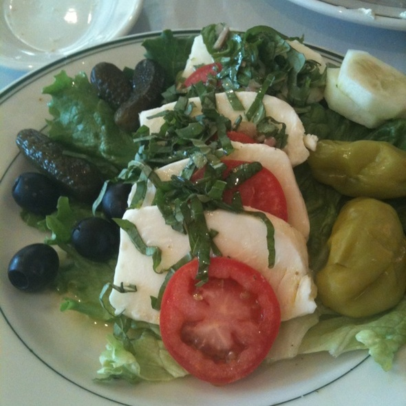 Caprese Salad - Mac's Bar & Grill, Arlington, TX