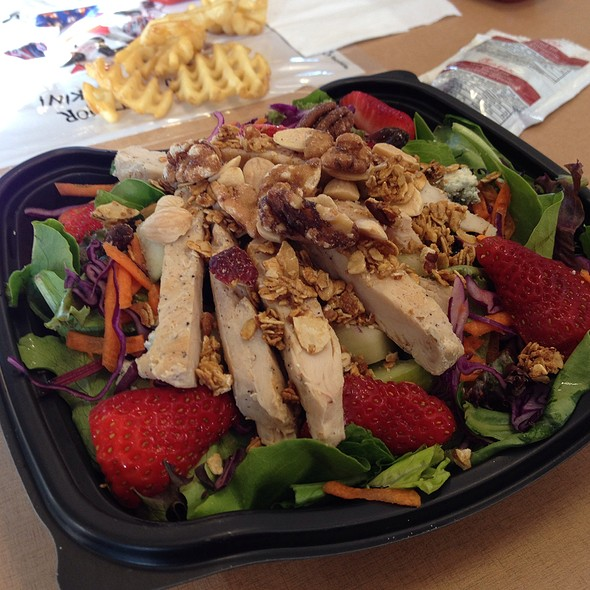 Chick fil a grilled market salad no cheese recipes
