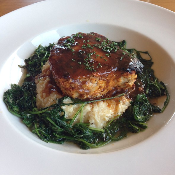 Blackened Swordfish @ Signature Grill at the JW Marriott Starr Pass Resort & Spa
