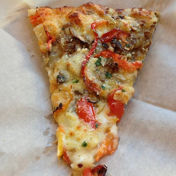 Pizza Of The Day @ Arizmendi Bakery Cooperative