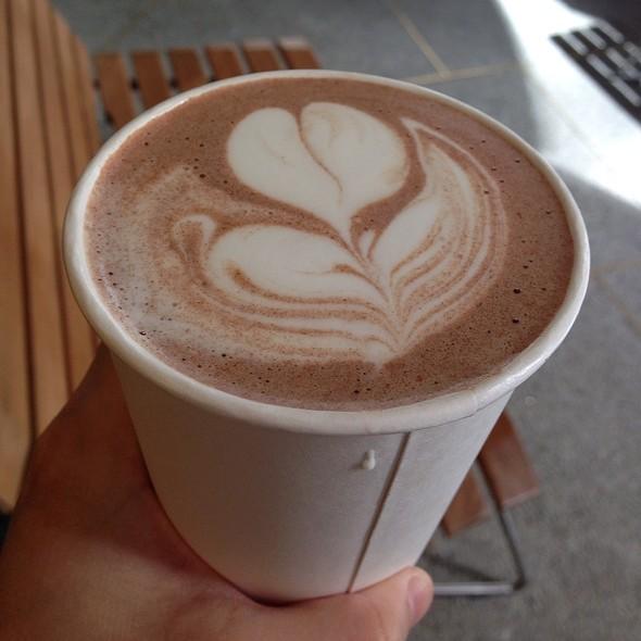 Recchuiti Hot Chocolate