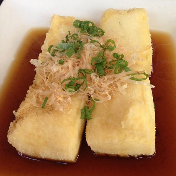 Adegashi Tofu @ Nami