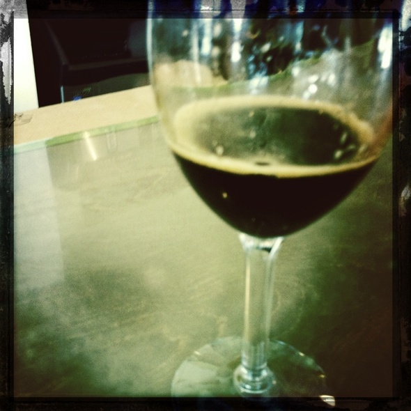 (512) Double Pecan Porter @ Thunderbird Coffee