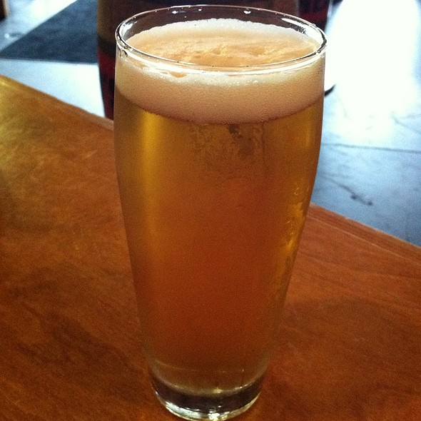 Guedenhoppy Pils Beer @ Fat Heads Brewery & Saloon
