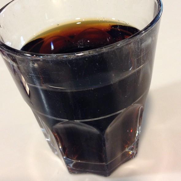 Coca Cola @ Lufthansa Business Lounge