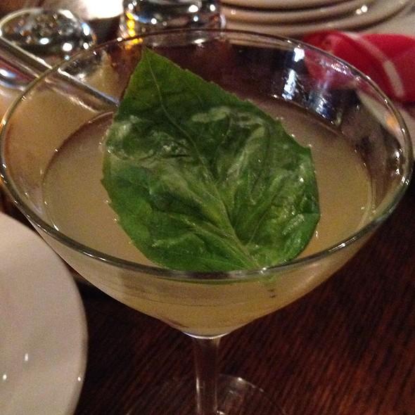 Pi Squared Martini