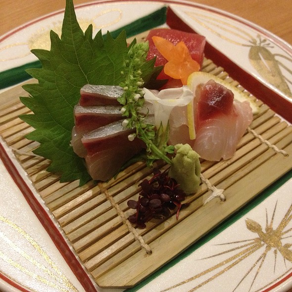 Sashimi @ Kamakura, Kanagawa Prefecture