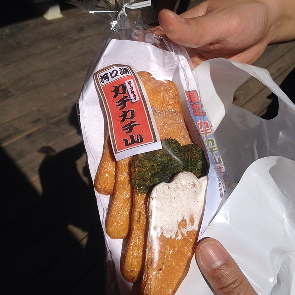 Rice Crackers @ Fifth Station