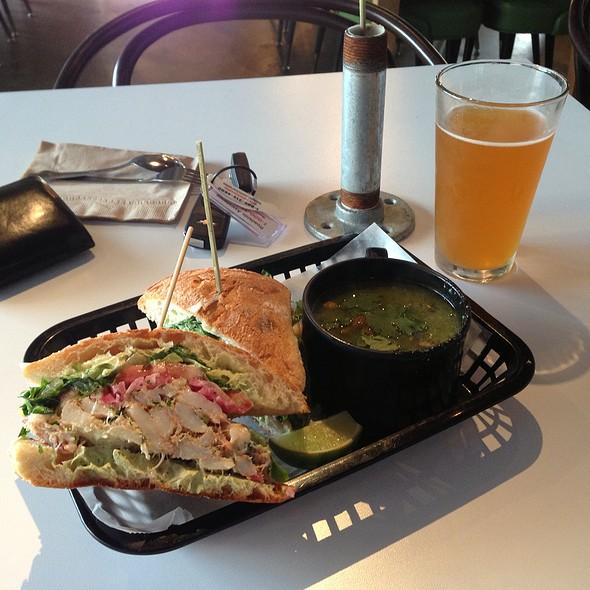 Gulf Shrimp & Blue Crab Salad @ Local Foods