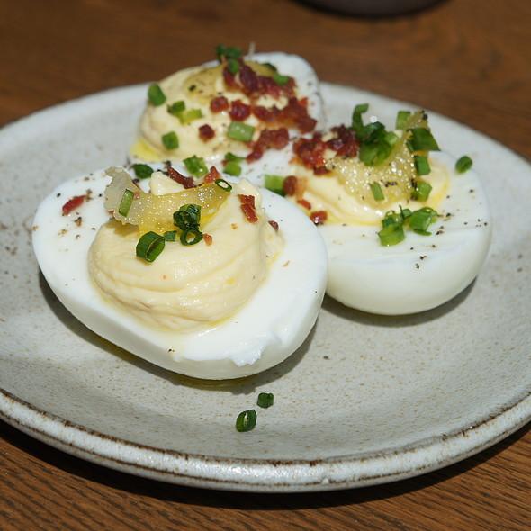 Deviled Eggs @ King + Duke
