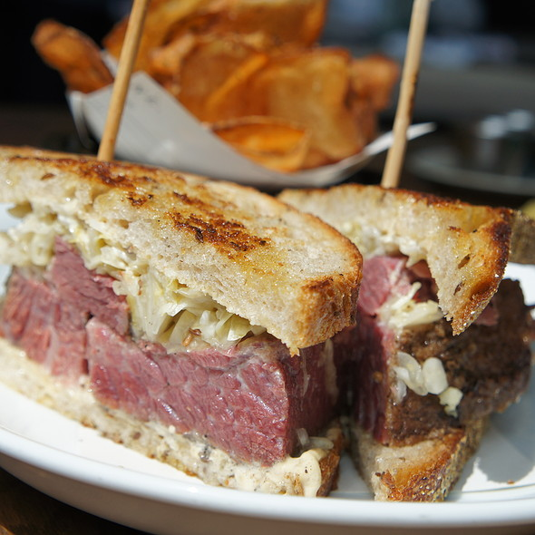 The Reuben @ King + Duke