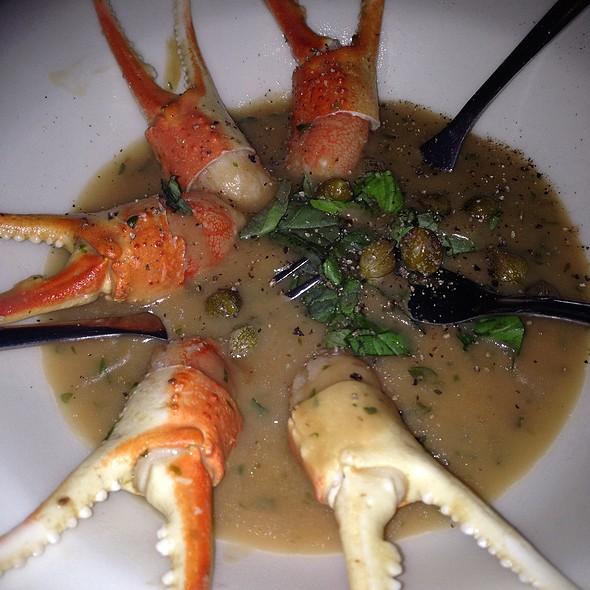 Crab Claws - Momo's Pasta - Addison, Dallas, TX