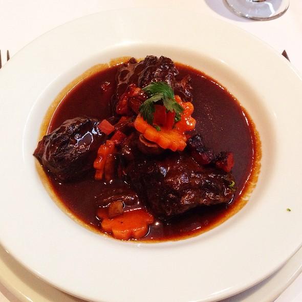 Beef Cheeks @ Sel & Poivre Cafe