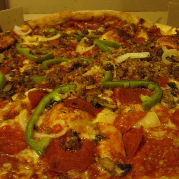 Johnny's Italian Special Pizza @ Johnny's New York Style Pizza