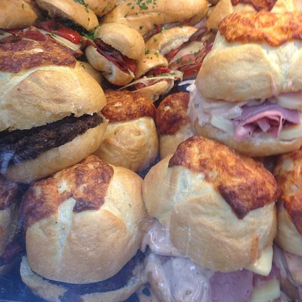 Wild Fucking Sandwiches @ Bay Cities Italian Deli