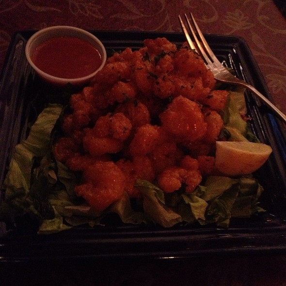 Boom Boom Crunchy Shrimp @ Boar's Head Restaurant
