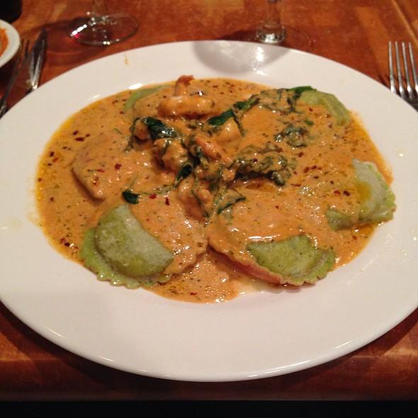 Lobster Ravioli @ Gaetano's Restaurant