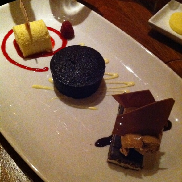 Death by Chocolate @ TRIO at Four Seasons