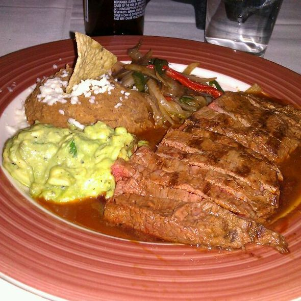 Arrachera @ Adobo Grill