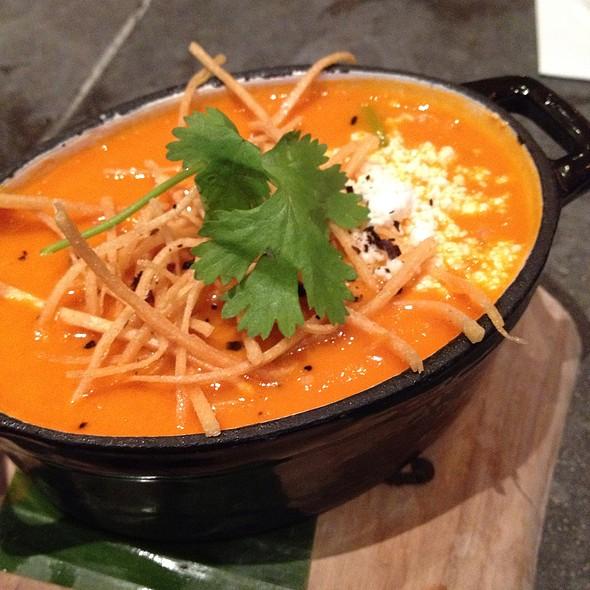 Mexican Chicken Tortilla Soup @ La Condesa