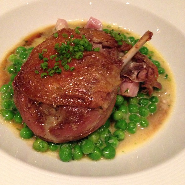 Confit of Duck @ Bistro Guillaume