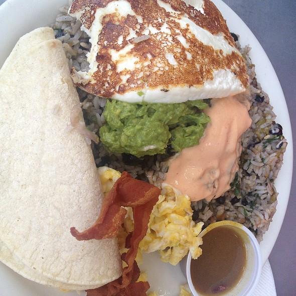 Tico's Breakfast