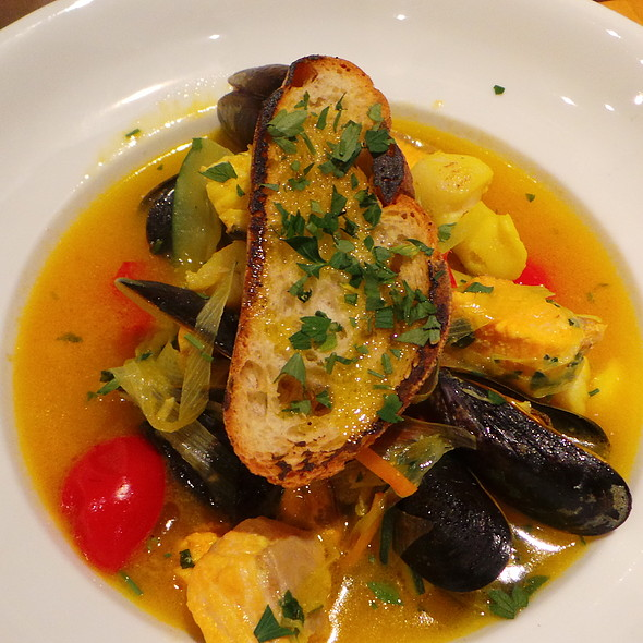 Fish Soup @ La Ruchetta
