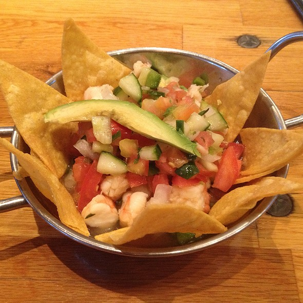 Ceviche - 1252 Tapas Bar at Market Street - The Woodlands, The Woodlands, TX